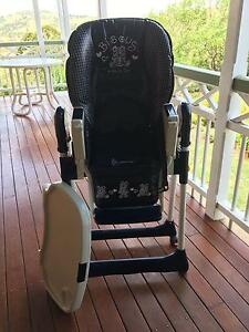 Chicco highchair Tallegalla Ipswich City Preview