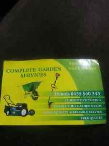 Lawn mowing and gardening $30 Kelmscott Armadale Area Preview