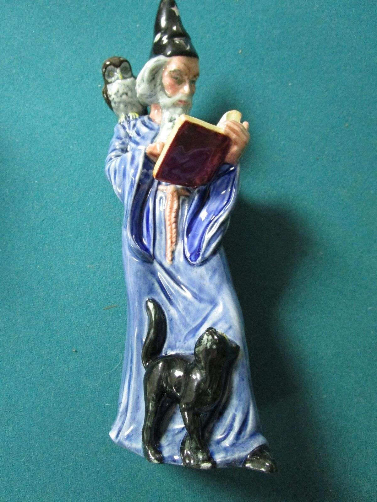 Royal Doulton The Wizard Hn 2877 Figurine A 3 Ebay