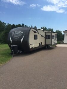 2015 Forest River RV Wildwood Heritage Glen 282RK