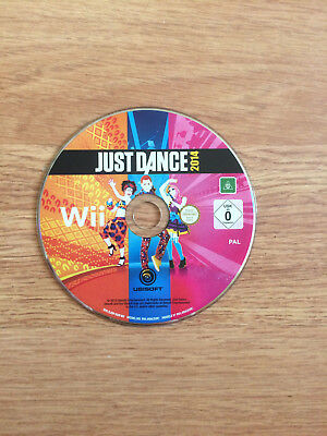 Just Dance 2014 for Nintendo Wii *Disc Only* for sale  Shipping to Ireland