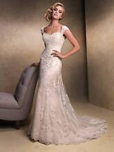 Exquisite Lace Maggie Sottero Wedding Dress  for Hire! South Perth South Perth Area Preview