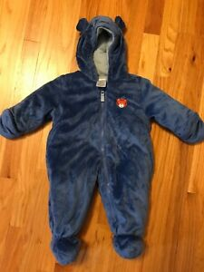 Carter's bear suit - perfect condition