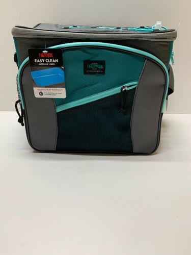 Thermos Isotec 4.0 24 Can Cooler Insulated Easy Clean Leak P