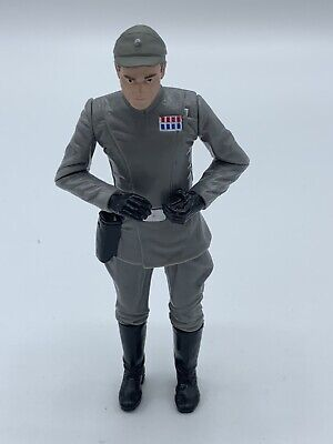 "Star Wars 3.75"" FIGURE IMPERIAL OFFICER loose Hasbro 2005 - Free Shipping"