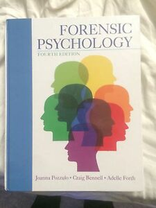 4th Edition Forensic Psychology