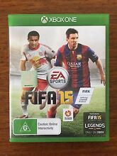 FIFA 15 Xbox one New Lambton Heights Newcastle Area Preview