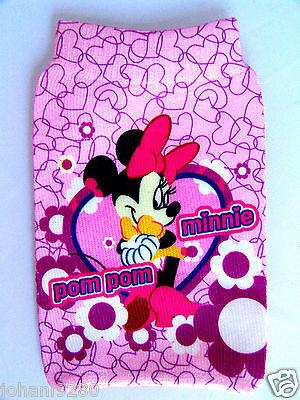 Minnie Mouse elastisch gsm-, mp 3/4- houder / hoesje 7,5 x 11,5 cm