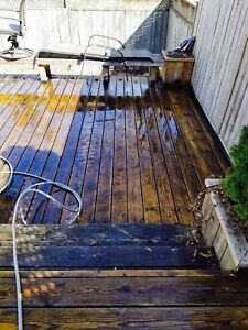 Power Washing / Siding Cleaning - Free Quote
