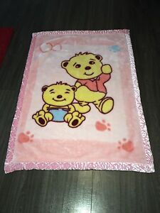 Cozy teddy bear blanket London Ontario image 1