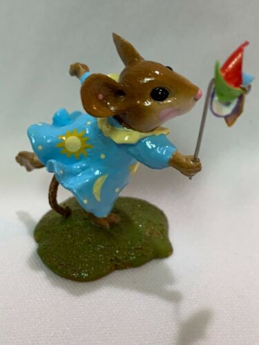 Wee Forest Folk Special Color Celestial Whirlie Girl