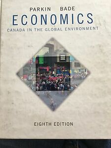 Economics – Canada in the global environment