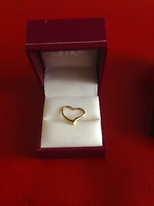 Gold heart pendant Hornsby Hornsby Area Preview