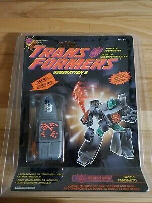 Transformers g2 Sizzle laser rods
