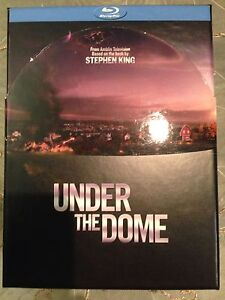 Under the dome Blu-ray