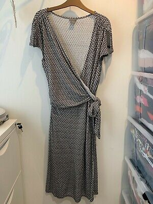Ann Taylor Wrap Dress Size 12