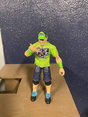 John Cena Mattel Elite 64 WWE WWF Action Figure