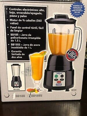 Waring Commercial Nublend Bar Blender Model Bb185s Brand New Still In Box