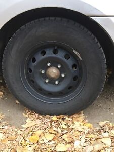 Need two winter tires! 215/70R16
