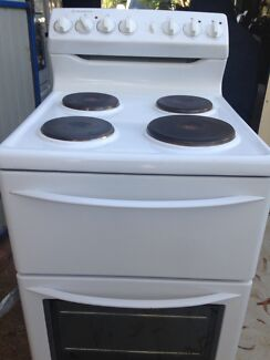Westinghouse electric oven and grill