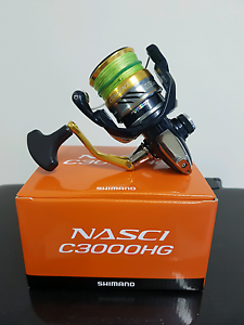 Shimano nasci 3000 Campbelltown Campbelltown Area Preview