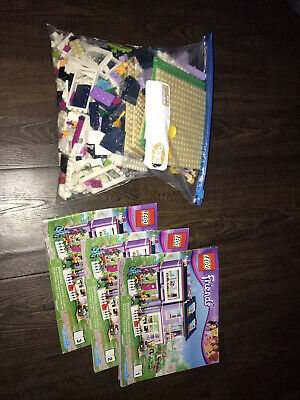 Emma's House Lego Friends.