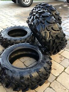 Swamp lite ATV tires - set of 4 - 27""