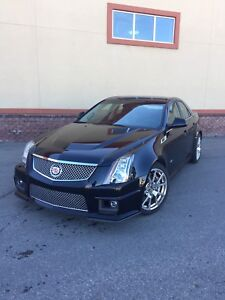 MINTY 2009 CTS-V 556 Supercharged HP