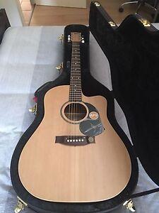 Maton guitar AP 5 cut out. New. Newstead Brisbane North East Preview