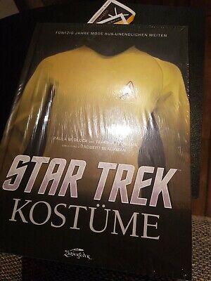 Star Trek Kostüme Fünfzig Jahre Mode aus Unendlichen Weiten Paula M. Block | OVP