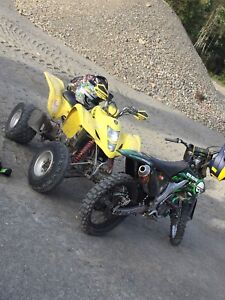 2006 kx250f ( sell or trade )