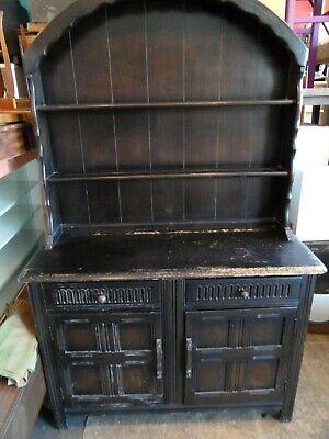 vintage dutch dresser