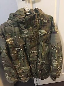 Genuine British army MTP wind proof smock 180/112 XL Cronulla Sutherland Area Preview