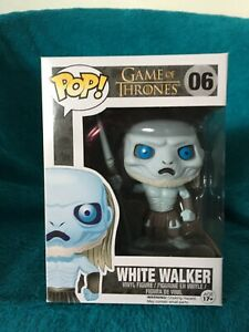 Pop! WHITE WALKER. (06). Game of Thrones. Caulfield East Glen Eira Area Preview