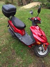 As new 50CC Jive bug scooter Doolandella Brisbane South West Preview