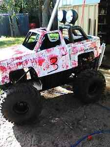 Edge Products Mini monster truck ATV Wanneroo Wanneroo Area Preview