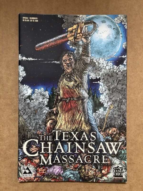 Texas Chainsaw Massacre #1 Bloodbath Special (2005) Limited to 1500 - VF/NM!!