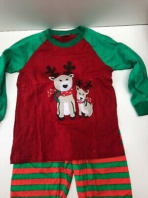 BabyHas Kids Reindeer Christmas Pajamas Size 5Y - Kids Reindeer Pajamas
