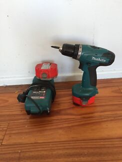 Makita cordless drilled Goodna Ipswich City Preview