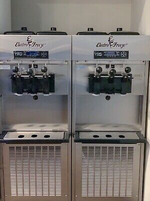 2016 Electro Freeze Slx400e Soft Serve Ice Cream Yogurt Custard Machine
