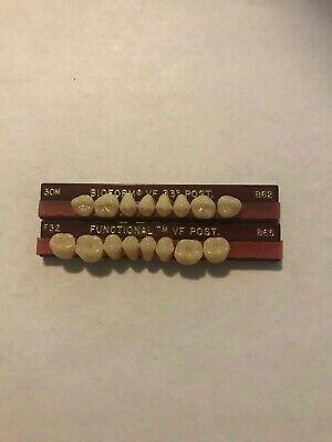 Trubyte Bioform Porcelain Teeth
