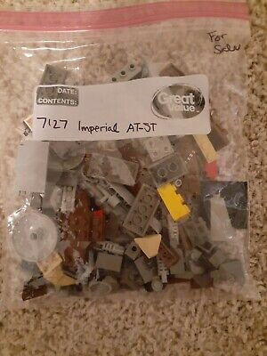 LEGO Star Wars (7127) Imperial AT-ST....100% Compete