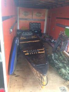 Esquif Mallard canoe royalex