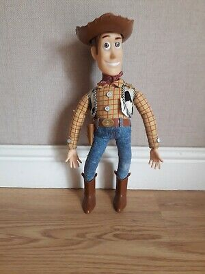 Toy Story Woody Talking Pull String  1996 RETRO COLLECTABLE DOLL