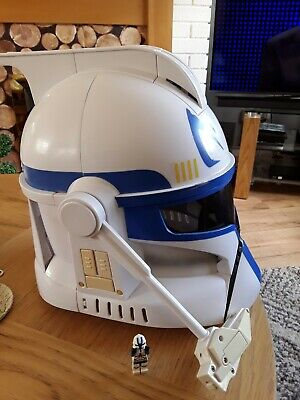 Star Wars: 'The Clone Wars' 2009 Captain Rex Electronic Command Helmet - Hasbro