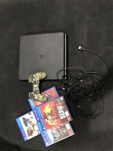 Ps4 500gb (price negotiable)