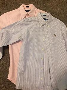 Ralph Lauren Shirts Size 8 Abbotsford Canada Bay Area Preview