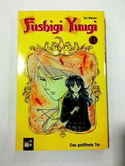 Fushigi Yuugi 14 von Yuu Watase