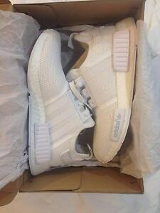 NMD 7.5US TRIPLE WHITE Cherrybrook Hornsby Area Preview