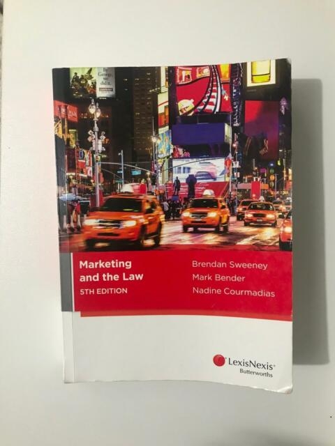 Marketing and the law 5th edition book textbooks gumtree marketing and the law 5th edition book textbooks gumtree australia gosnells area southern river 1189438638 fandeluxe Image collections